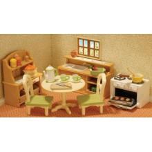 Sylvanian Families - Vybavení jídelna